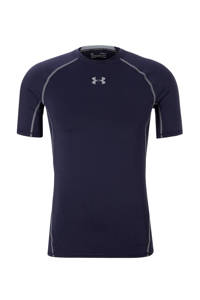 Under Armour   sport T-shirt donkerblauw, Donkerblauw/ grijs