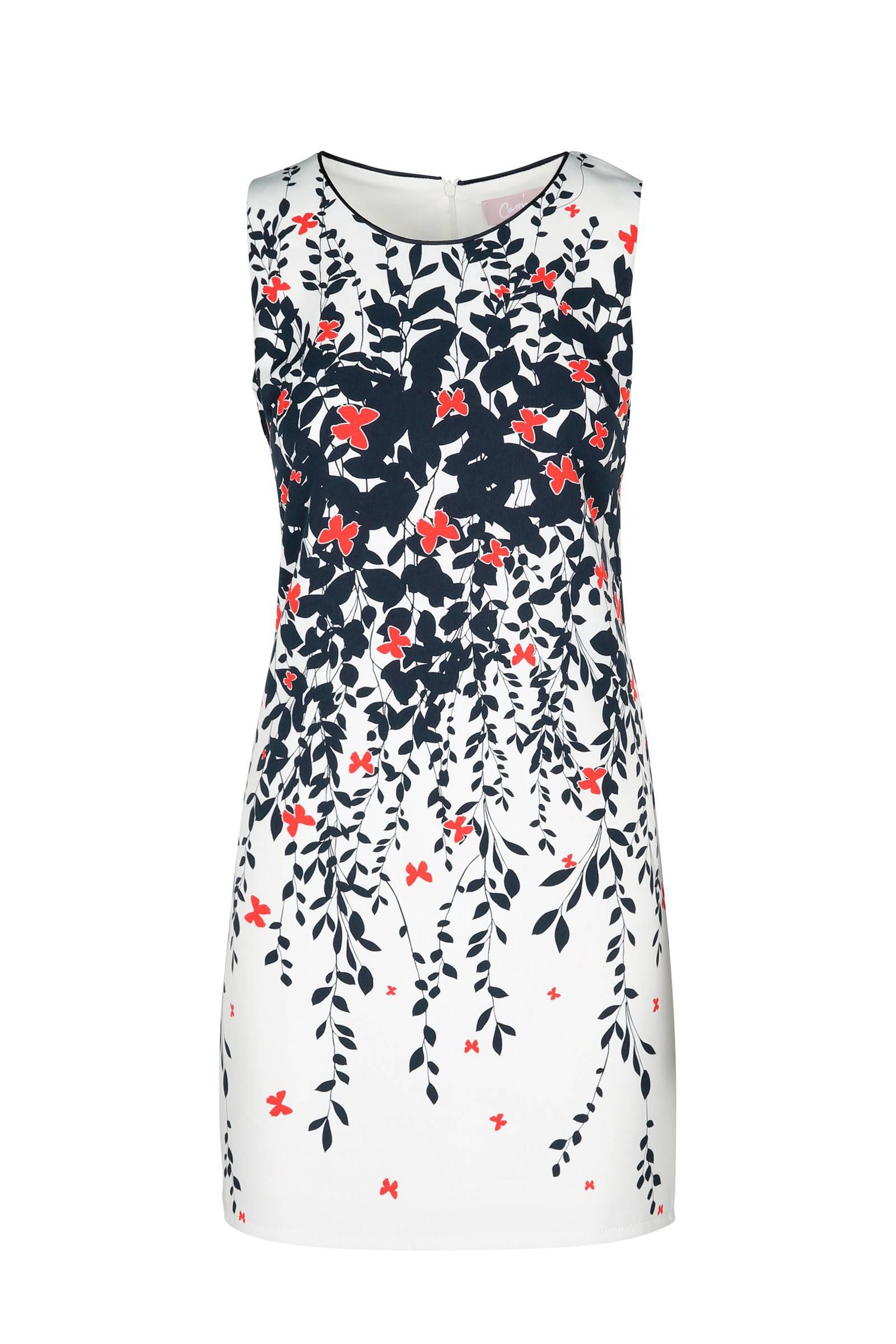 jurk met vlinders