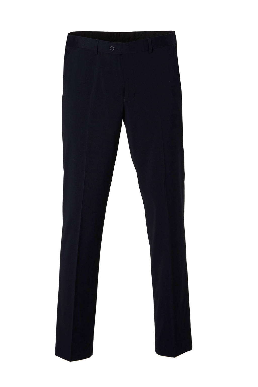 C&A Angelo Litrico slim fit pantalon, Donkerblauw