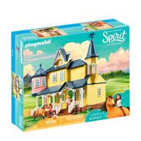 Playmobil Spirit  Lucky's huis