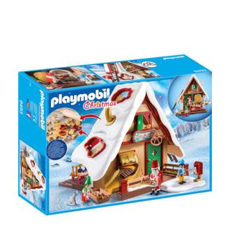 Christmas kerstbakkerij met koekjesvormen 9493