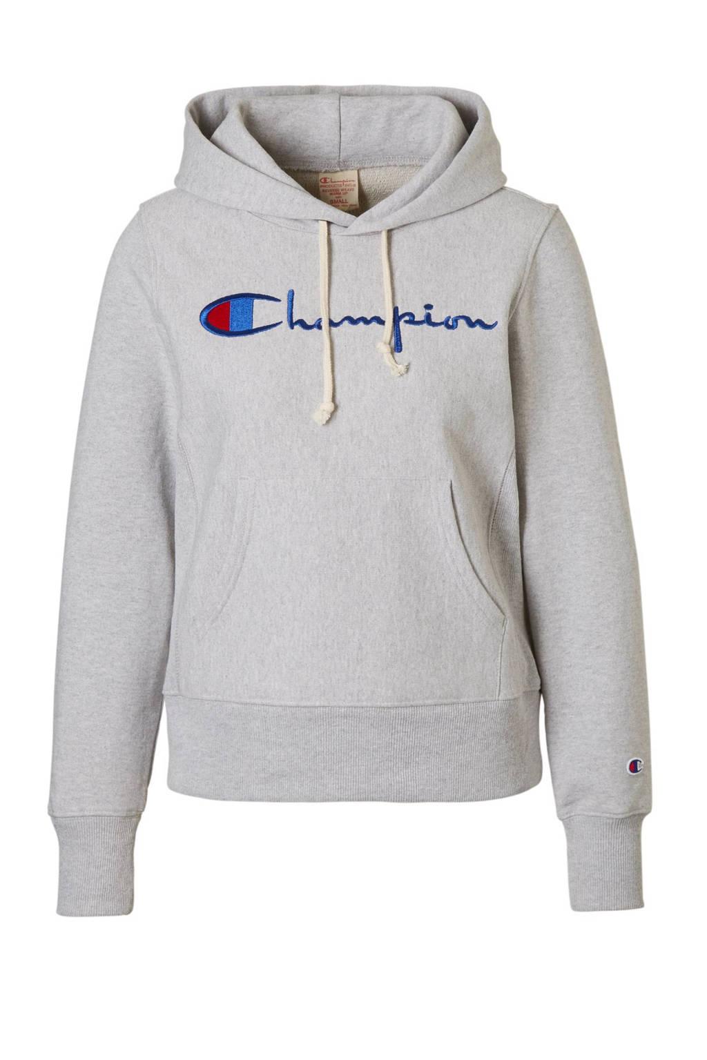 Champion sweater, Grijs