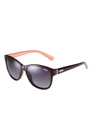 zonnebril Warner donkerbruin