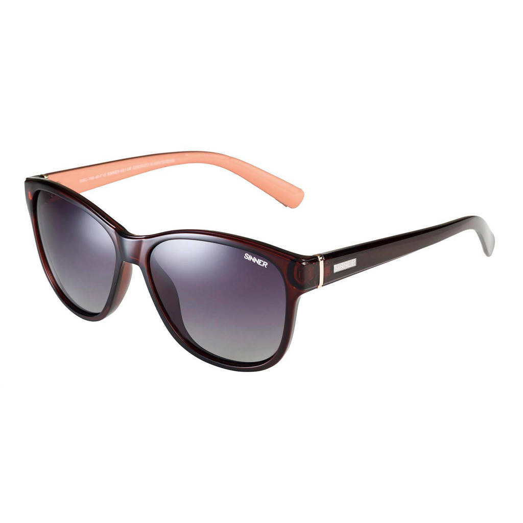 Sinner zonnebril Warner SISU-740-40-P10, Bruin/roze