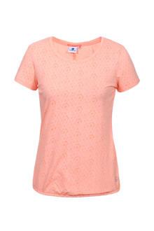 Elisabet outdoor T-shirt zalm