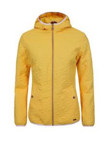 Lumi outdoor tussenjas geel