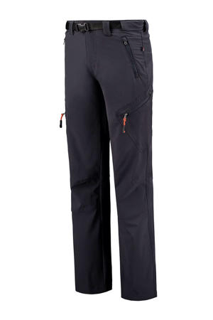 Tonkin outdoor softshell broek antraciet