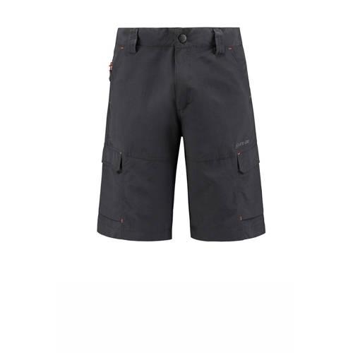 Life-Line korte outdoor broek Dibo antraciet kopen