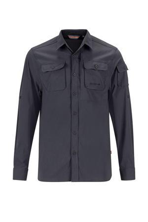 outdoor overhemd Jowan antraciet
