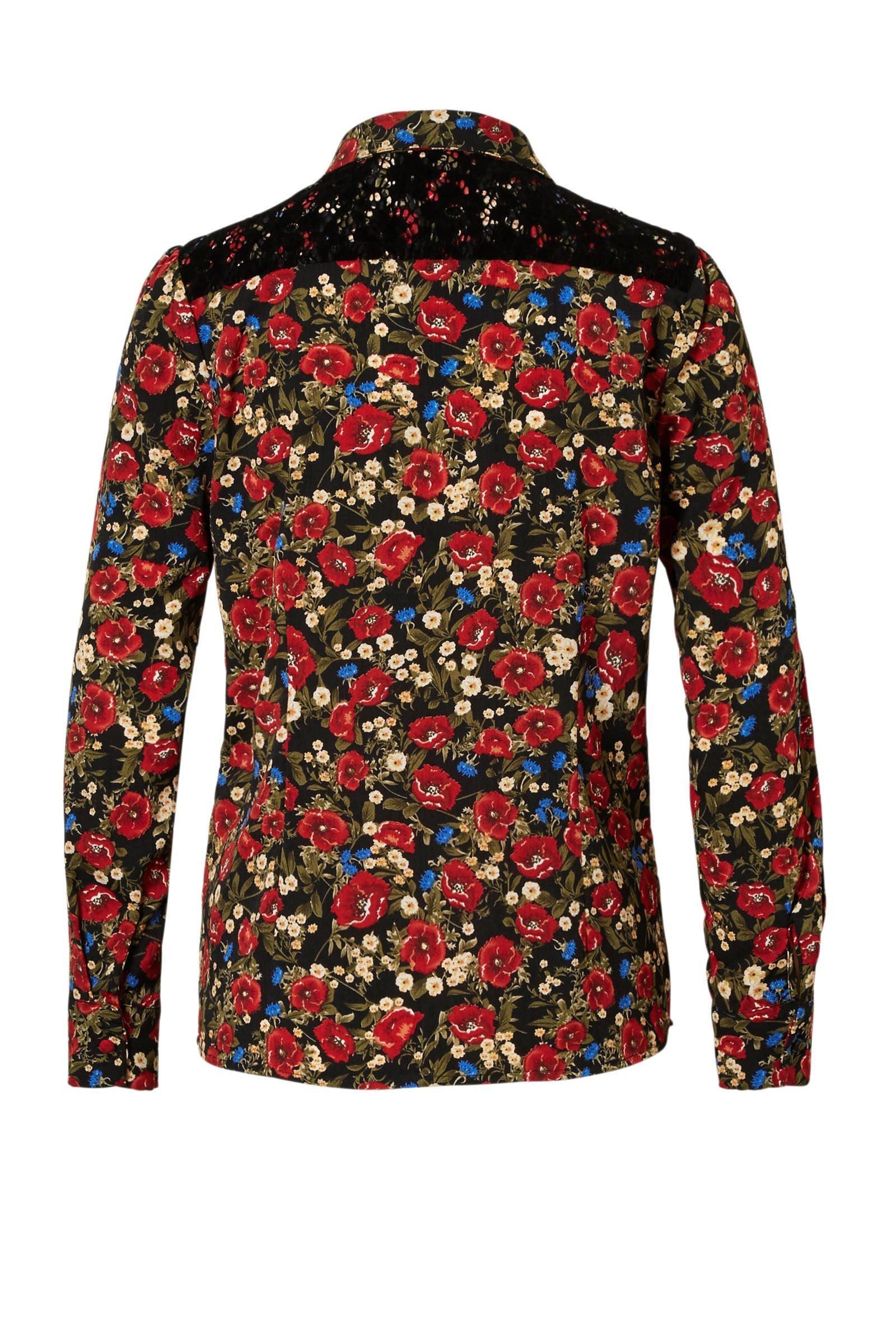 Aaiko blouse Aaiko Flora Aaiko Aaiko Flora blouse blouse Flora fK17q1xPwF