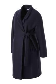 positie coat met wol