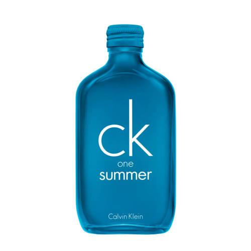 CK Summer eau de toilette - 100 ml kopen