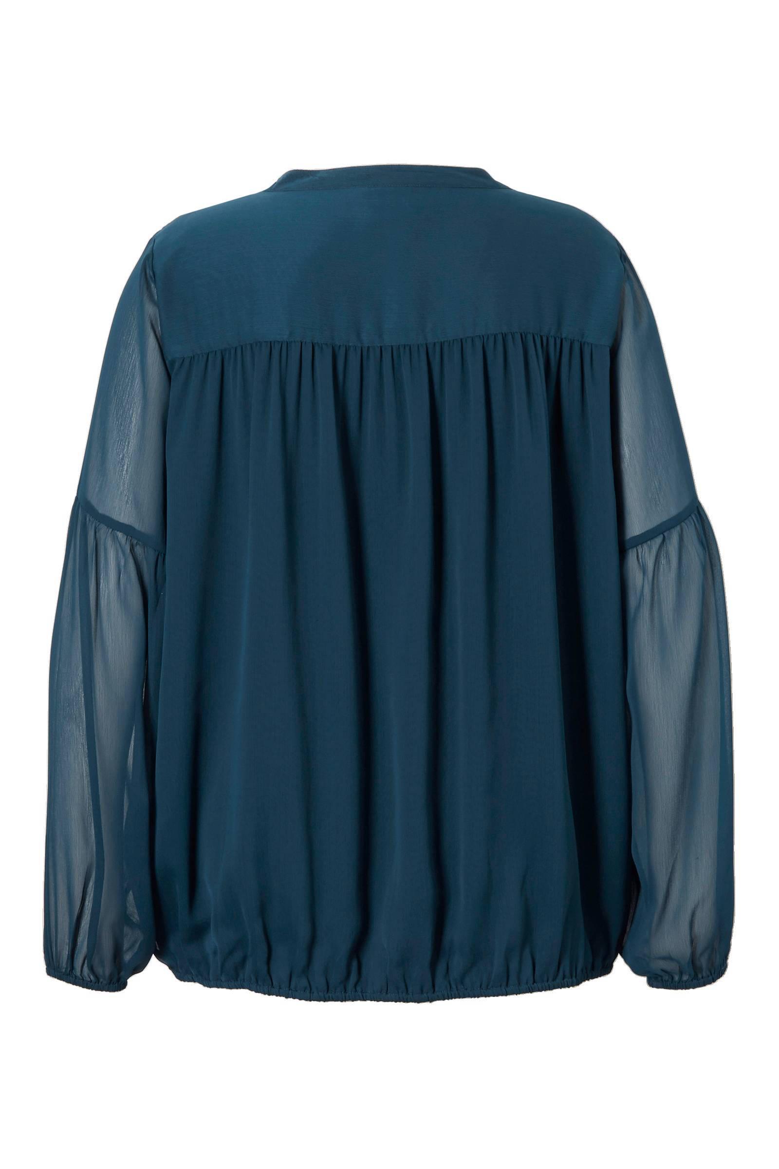 JUNAROSE met blouse plooien JUNAROSE blouse zOqwTzrx