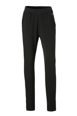 Deluxe pyjamabroek zwart