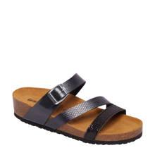 Graceland metallic slippers