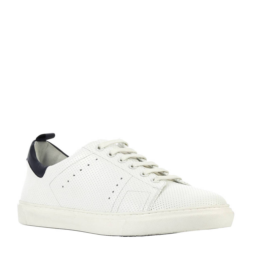 Giuseppe Maurizio  sneakers, Wit/marine