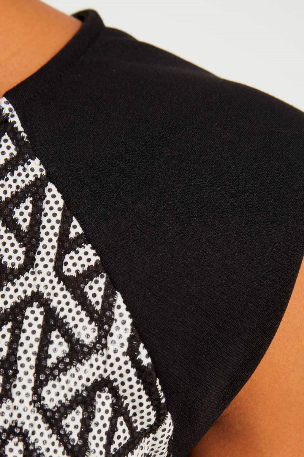 Met Met Jurk Jurk Grafische Grafische Morgan Met Jurk Print Print Grafische Morgan Morgan BwdOpqT