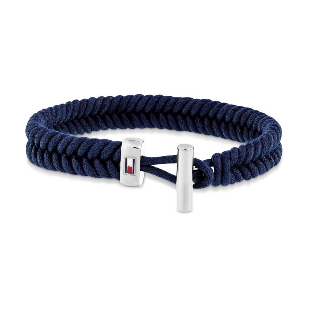 Tommy Hilfiger armband - TJ2701071, Blauw