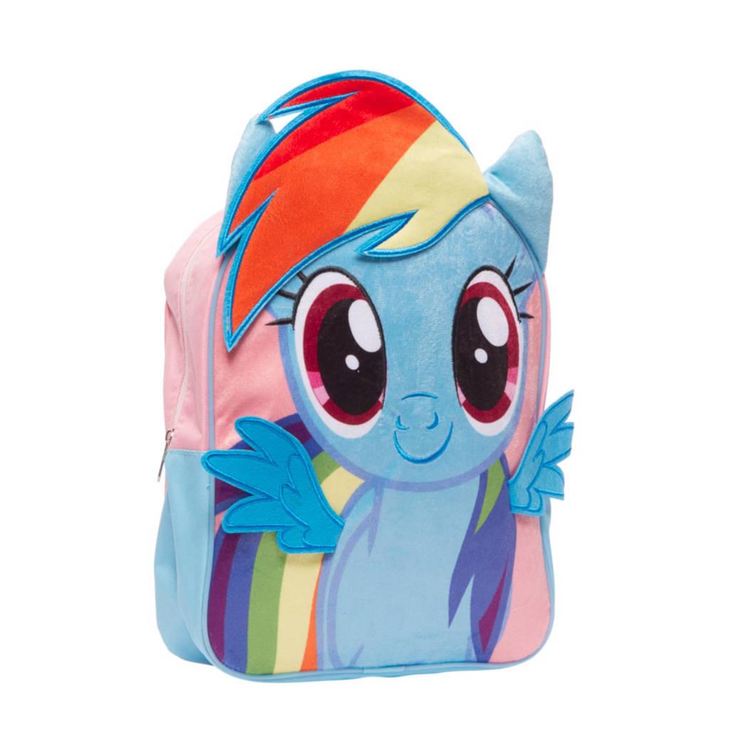 ed145b703a8 vanHaren my little pony rugzak, Blauw/roze