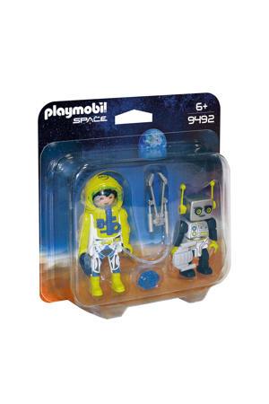 duopack astronaut en robot 9492