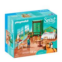 Playmobil Spirit Lucky's slaapkamer 9476