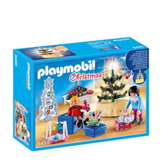 Christmas woonkamer in kerststijl 9495