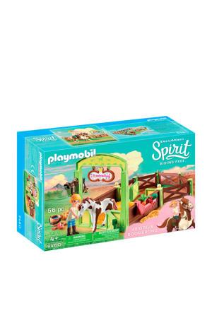 Spirit Abigail & Boomeran met paardenbox 9480