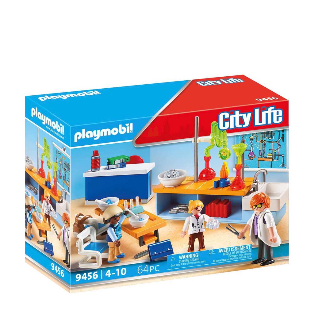Playmobil City Life  scheikundelokaal