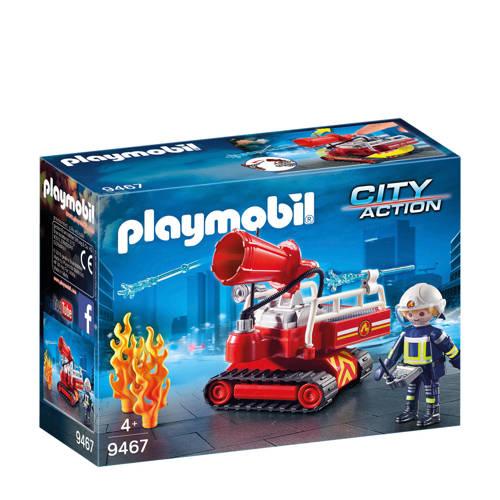 brandweer blusrobot