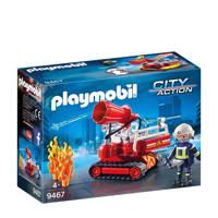 Playmobil City Action brandweer blusrobot 9467