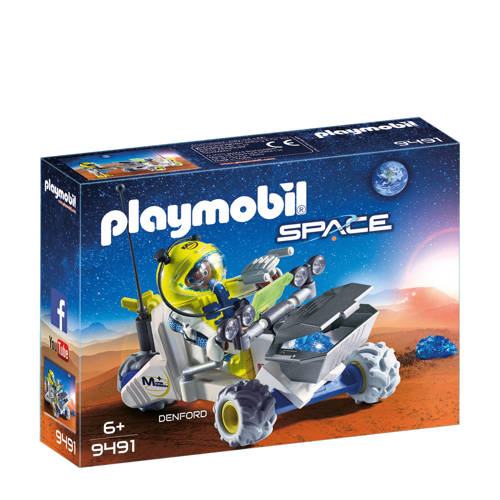 Playmobil Space Mars-trike 9491