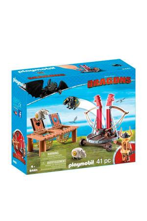 Dragons Rochel Met Schapenslingeraar 9461