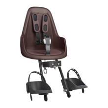 ONE Mini fietsstoeltje voor coffee brown