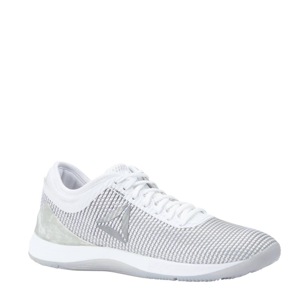 4f0d6f2654d Reebok Fitness R CrossFit Nano 8.0 fitness schoenen, Wit/grijs