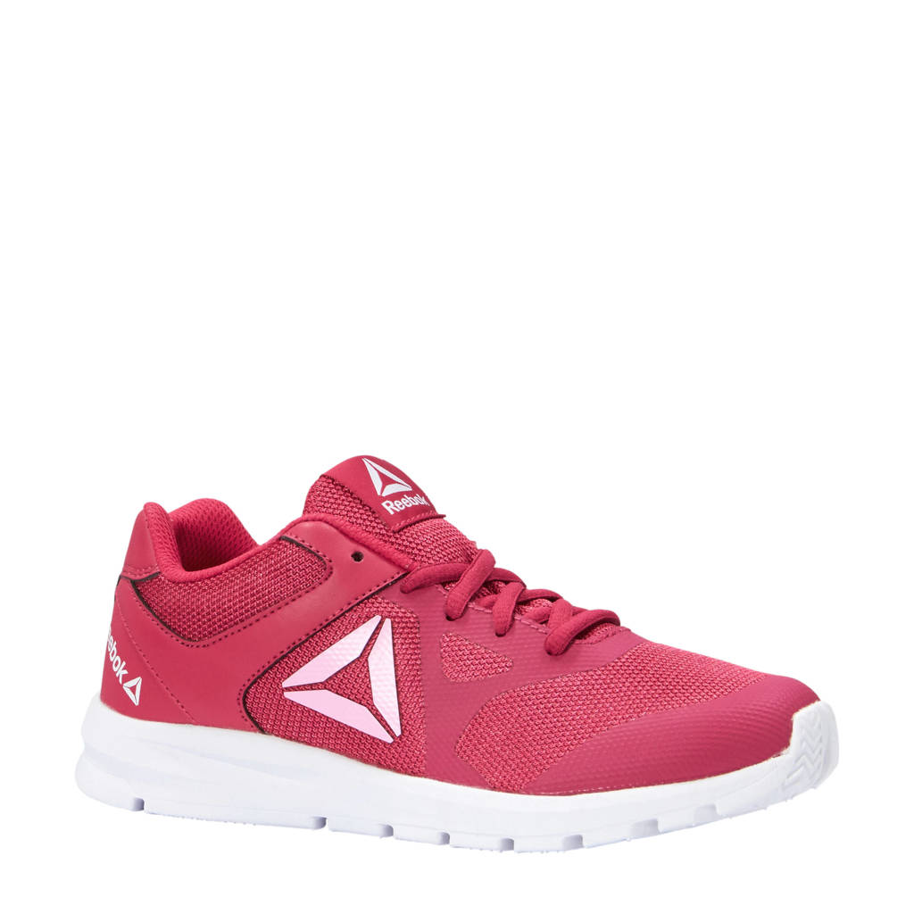 Reebok Fitness Rush Runner  hardloopschoenen roze kids, Roze