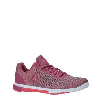 Fitness schoenen TR Flexweave fuchsia