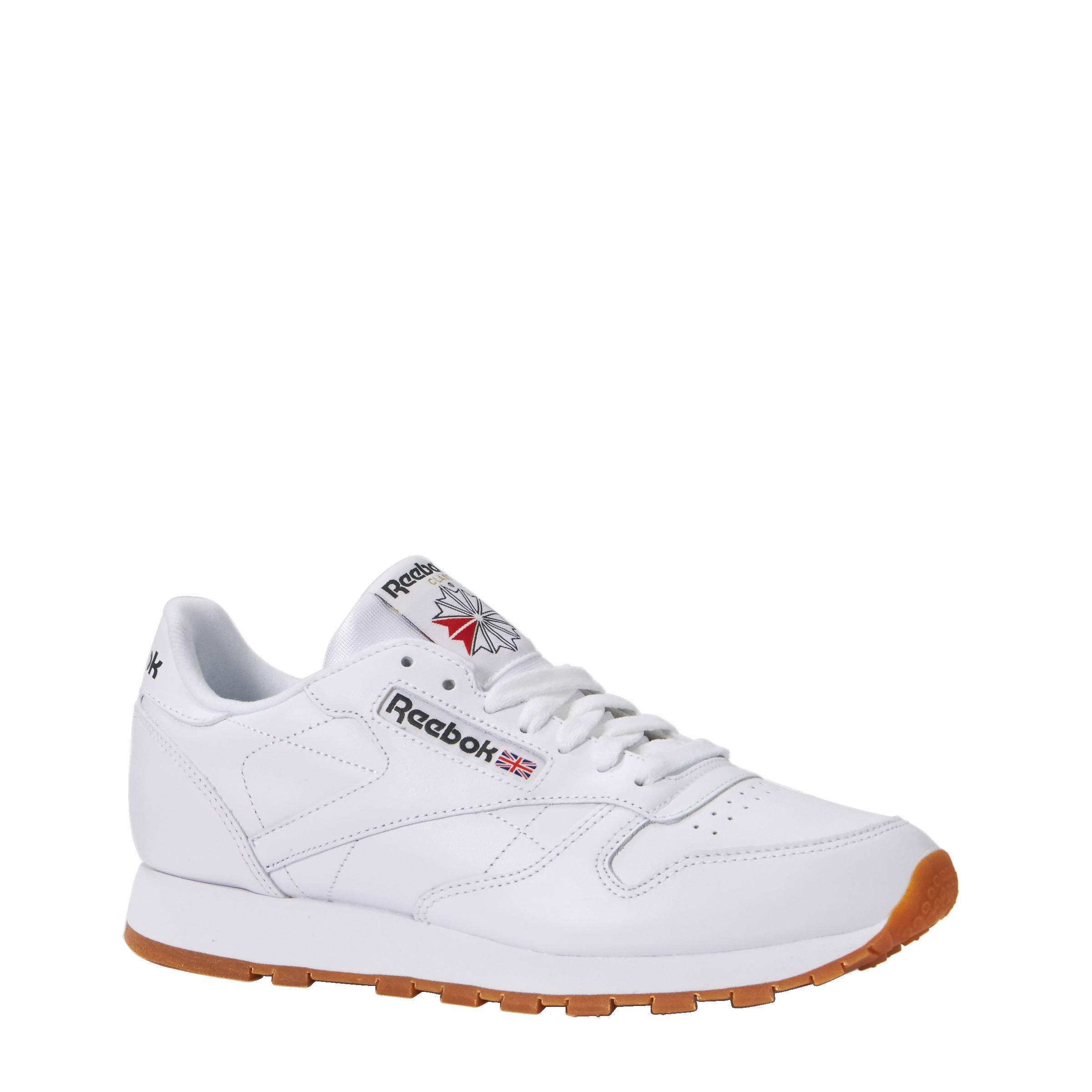 3e8e6f42e72 Reebok Classics CL LTHR sneakers | wehkamp
