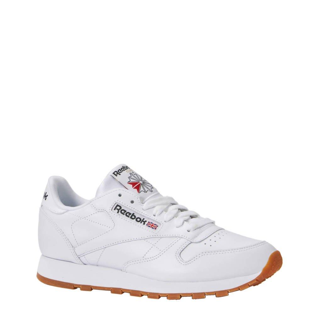 Reebok Classics  CL LTHR sneakers, Wit