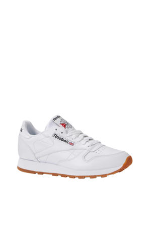 Classic Leather  sneakers wit