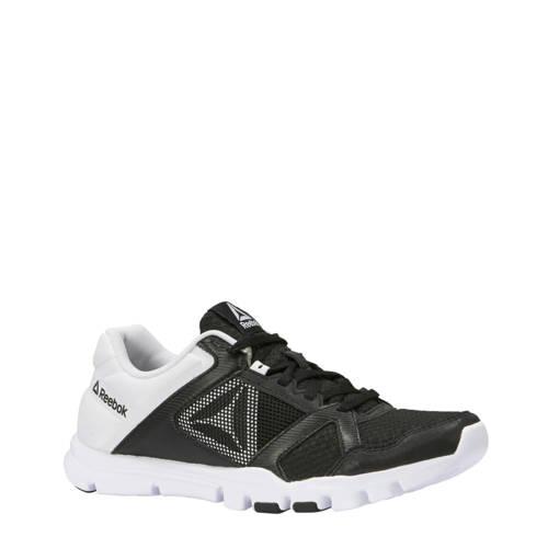 Yourflex Trainette 10 MT fitness schoenen zwart-wit