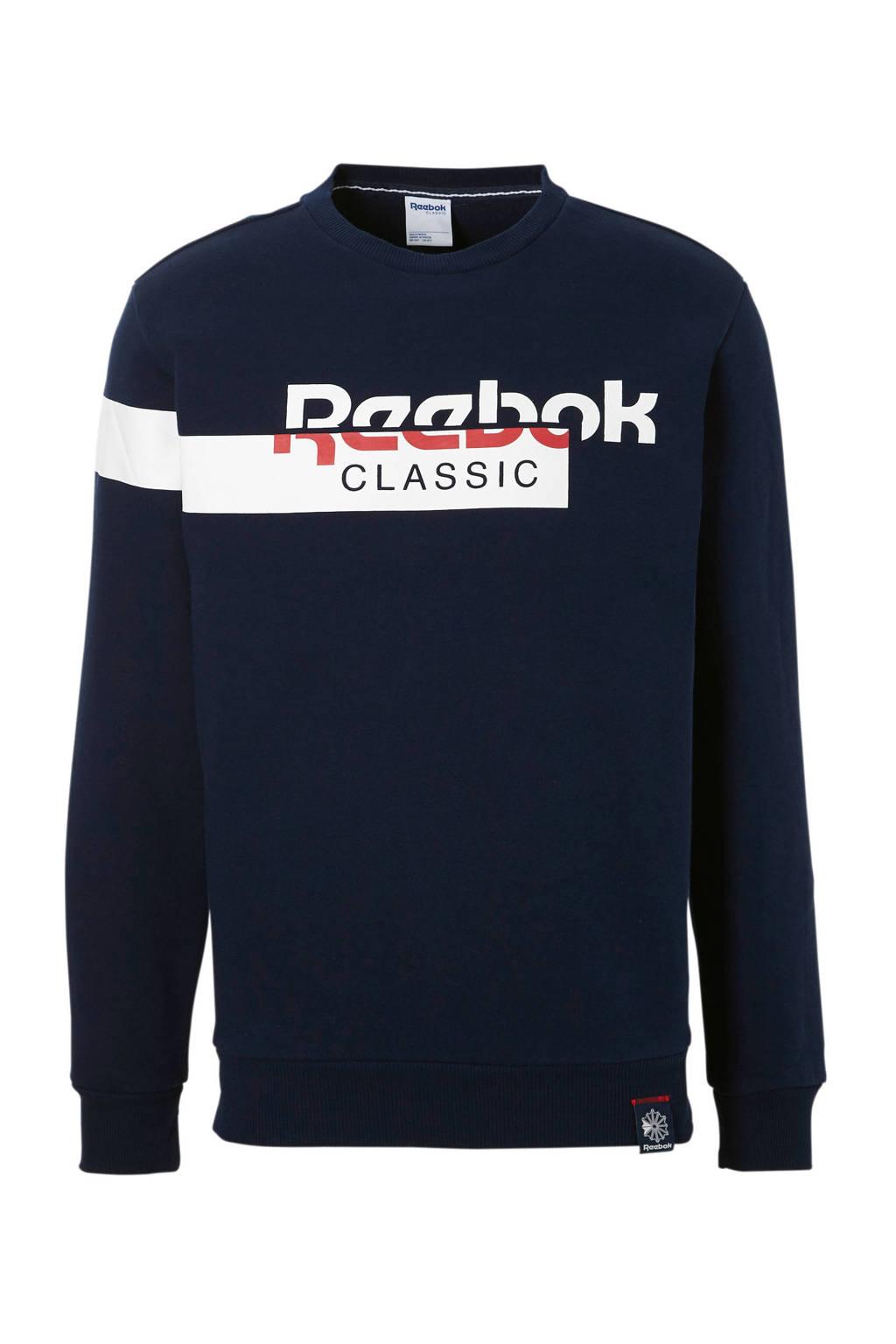 Reebok Classics   sweater marine, Marine