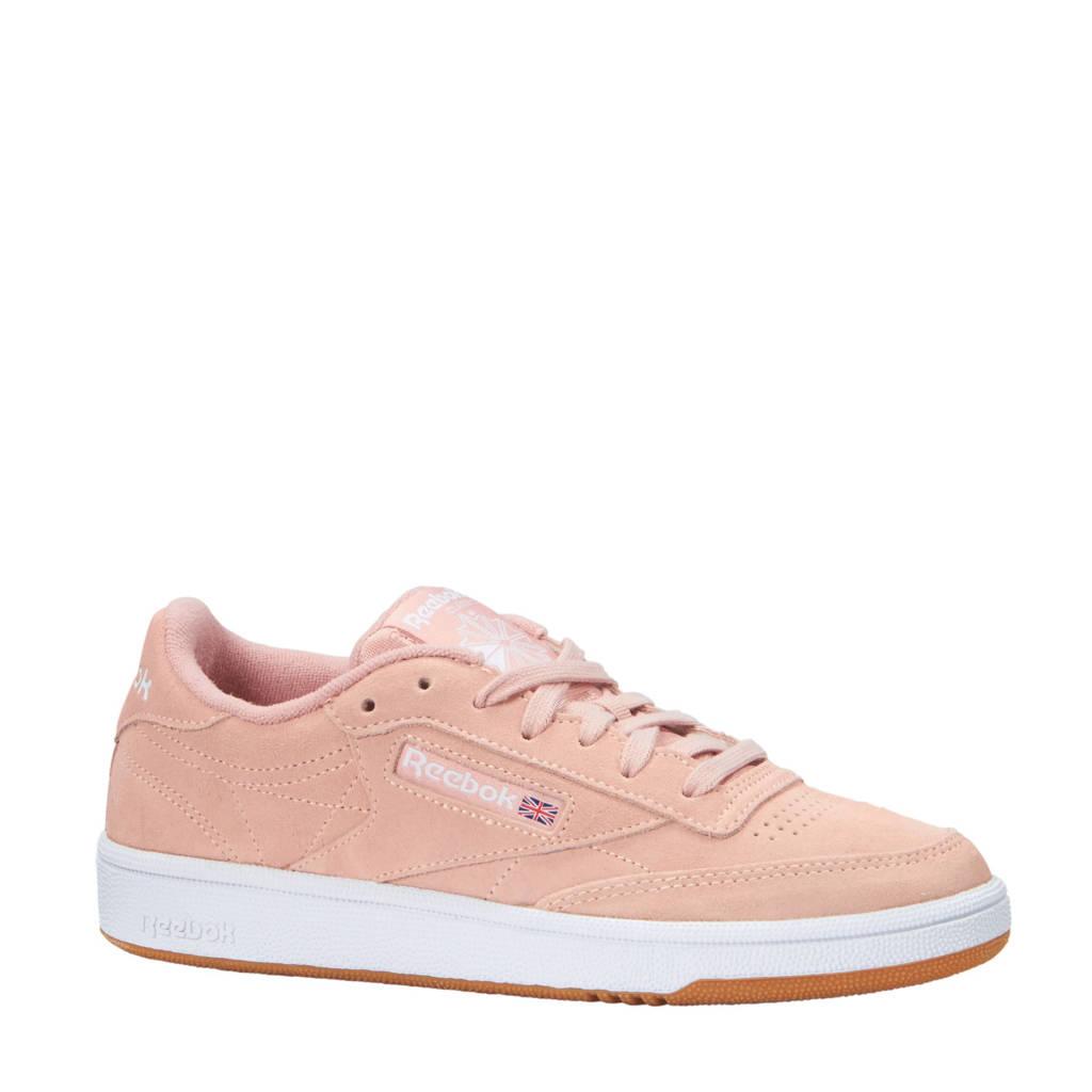 Reebok Classics  sneakers  Club C 85, Roze/wit