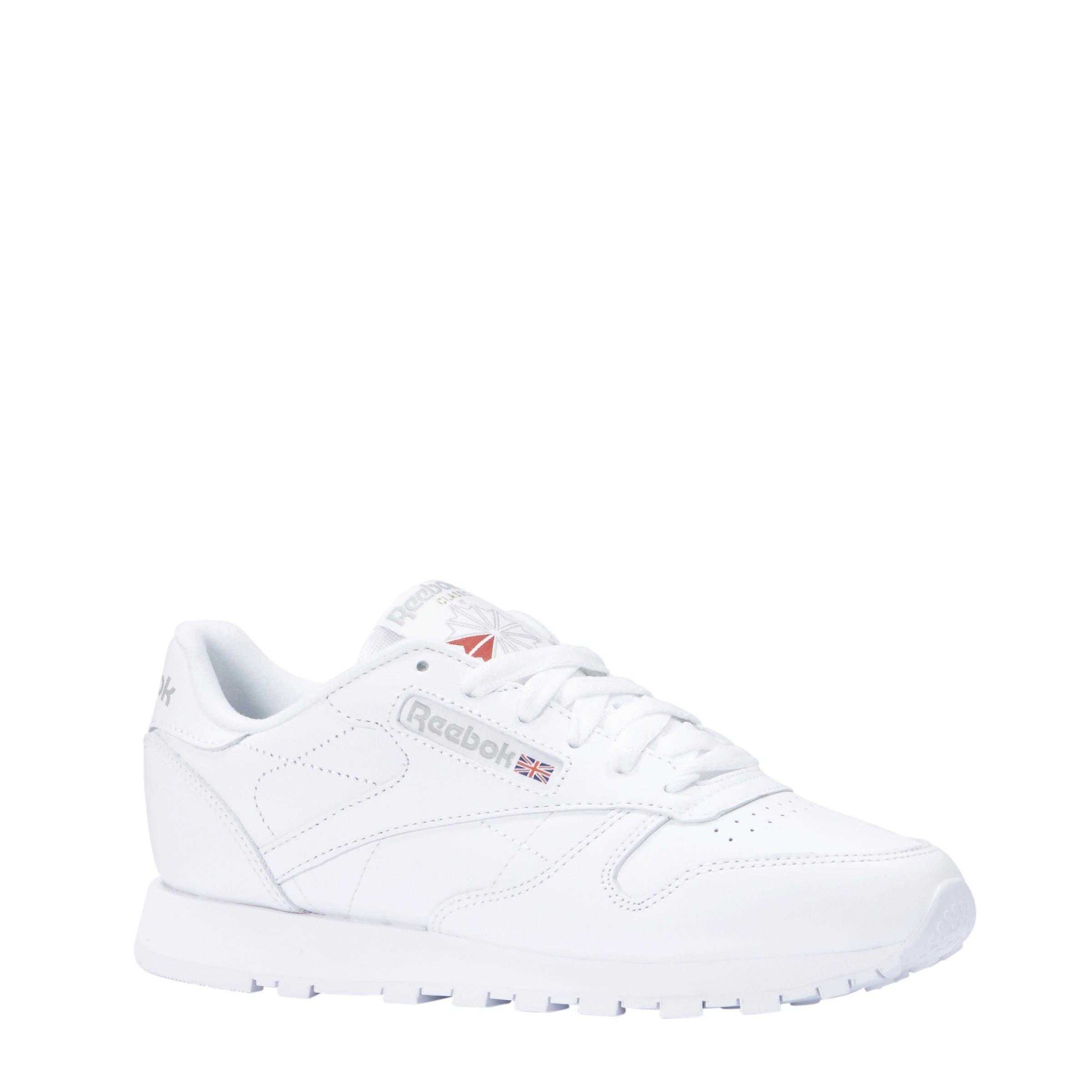 Witte Reebok Revenge | Dames & heren | Sneakerbaron NL