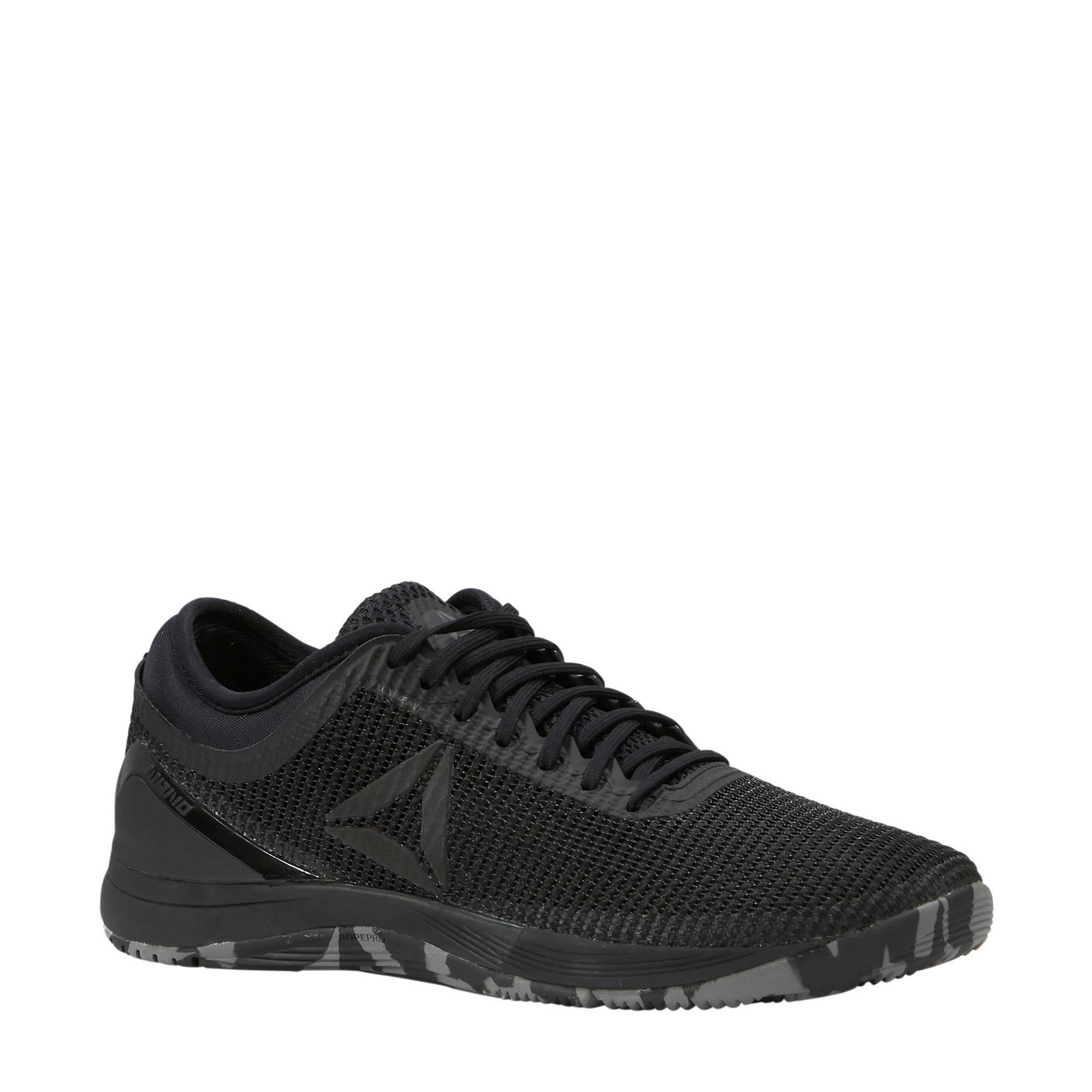 4b11974cd9a Reebok Fitness R CrossFit Nano 8.0 fitness schoenen zwart | wehkamp