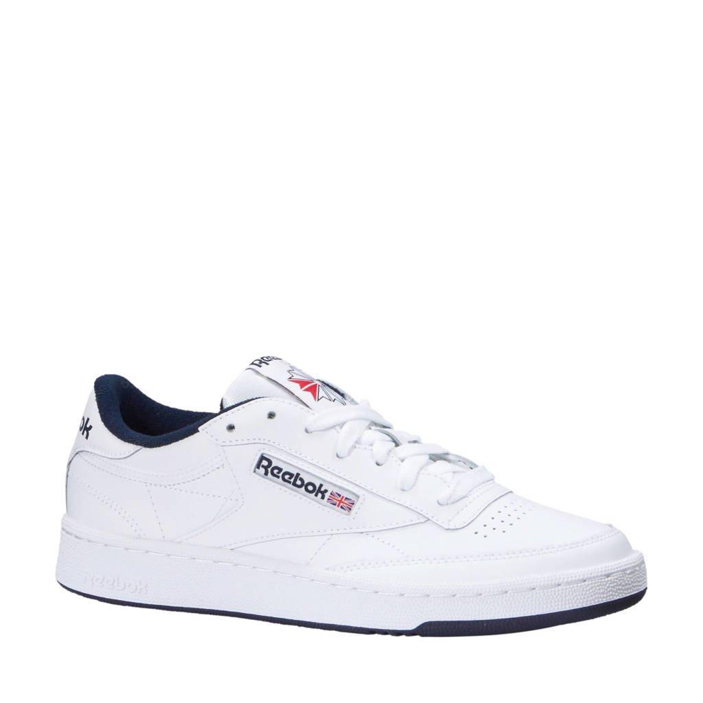 Reebok Classics   sneakers Club C 85, Wit/zwart