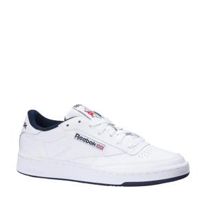 Club C 85  sneakers wit/zwart