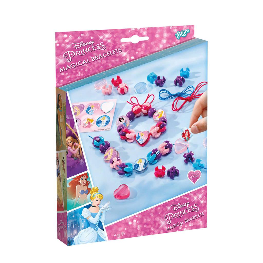 Totum Disney Princess  magische armbanden maken