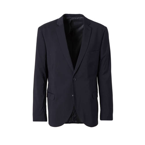 C&A Angelo Litrico slim fit colbert marineblauw