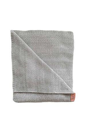 Tuck-Inn® baby ledikantdeken ombre warm grey