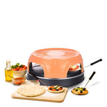 product afbeelding Emerio Keep Warm pizzarette, 4 persoons